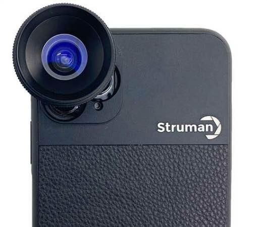 Struman Optics Cinematic lenses for smartphones review - the case