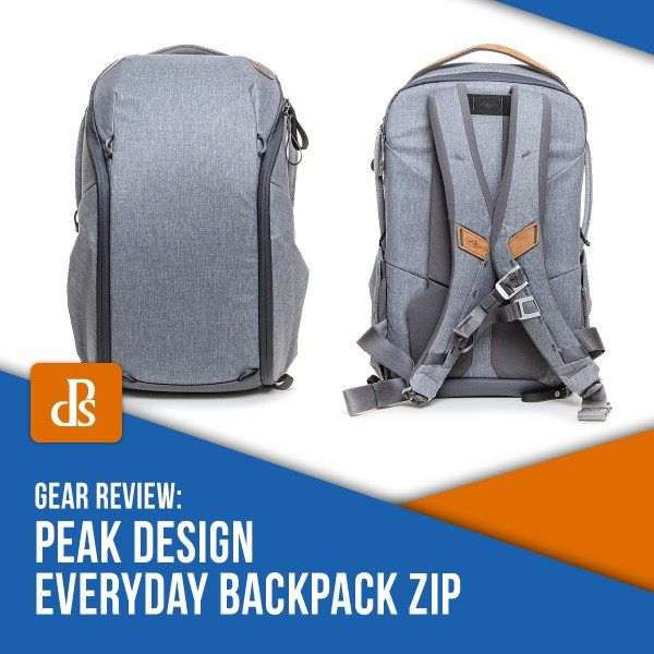 Peak Design Everyday Backpack Zip Review