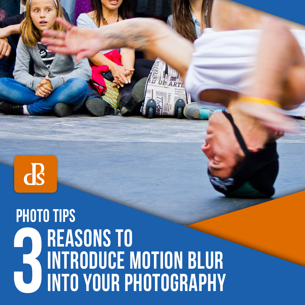3 Reasons to Introduce Motion Blur Into Your Photography