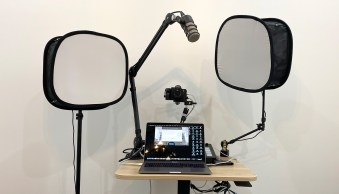 How to Setup For Doing Live Streaming and YouTube Videos at Home