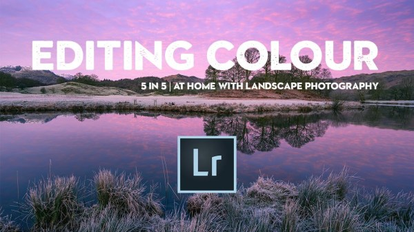 Tips For Editing the Colors in Landscape Photos Using Lightroom (video)
