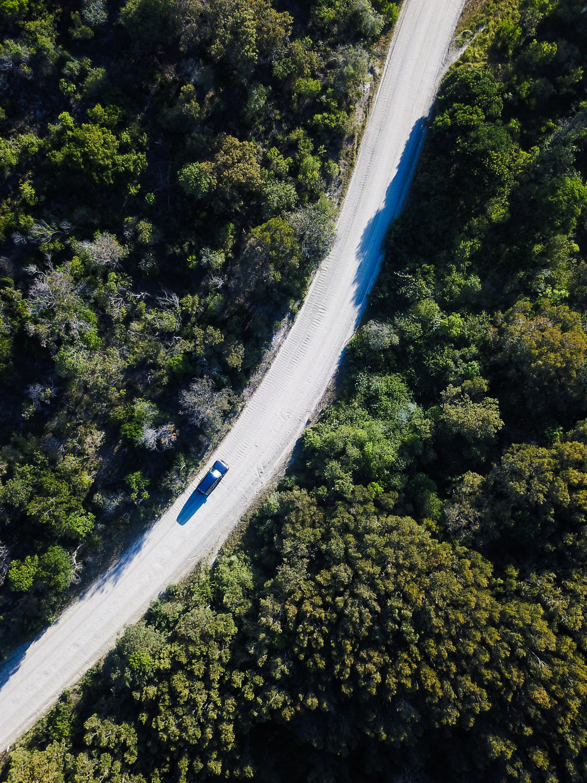Drone photography by Matt Murray