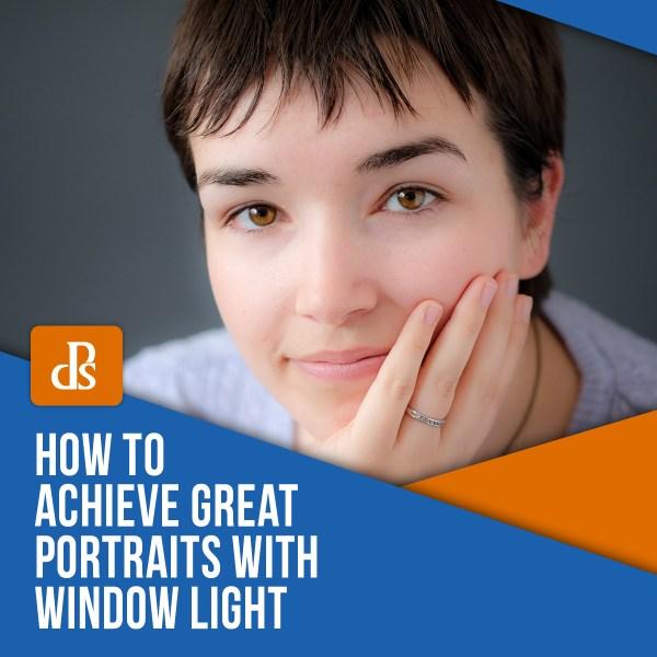 Como conseguir ótimos retratos com a luz da janela