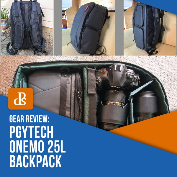 Pgytech OneMo 25L Backpack Review