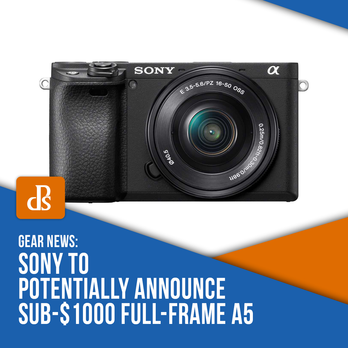 dps-sony-a5-possibility-news