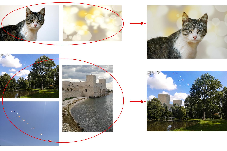 Snapseed Double Exposure Uses