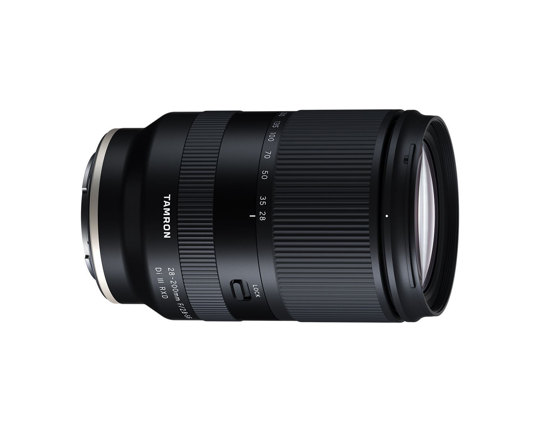 Tamron 28-200mm zoom