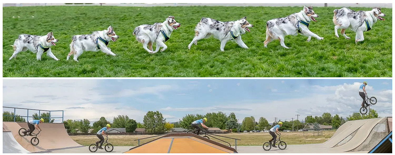 Photo Tricks - Sequential Action Images using Microsoft ICE