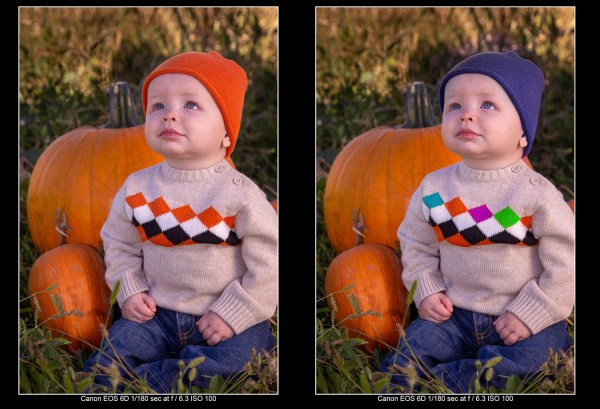 Creatively Using the New Lightroom Hue Control