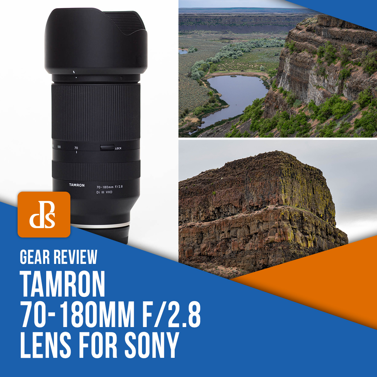 Tamron 70-180mm f/2.8 lens for sony review