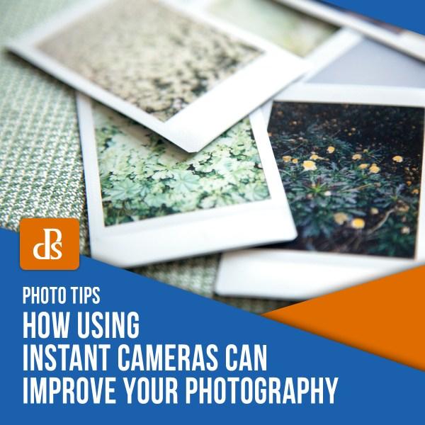 Como o uso de câmeras instantâneas pode melhorar sua fotografia