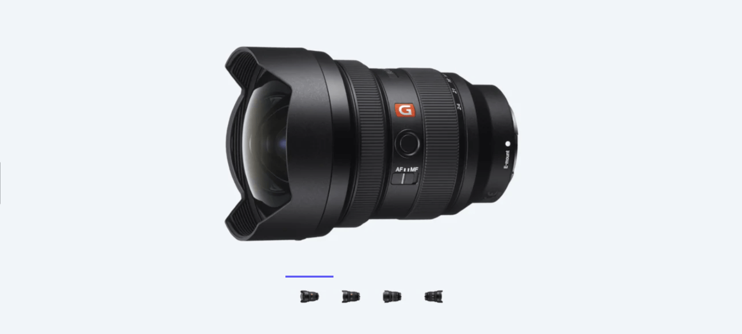 Sony Announces Brand-New, Ultra-Wide, 12-24mm f/2.8 Lens