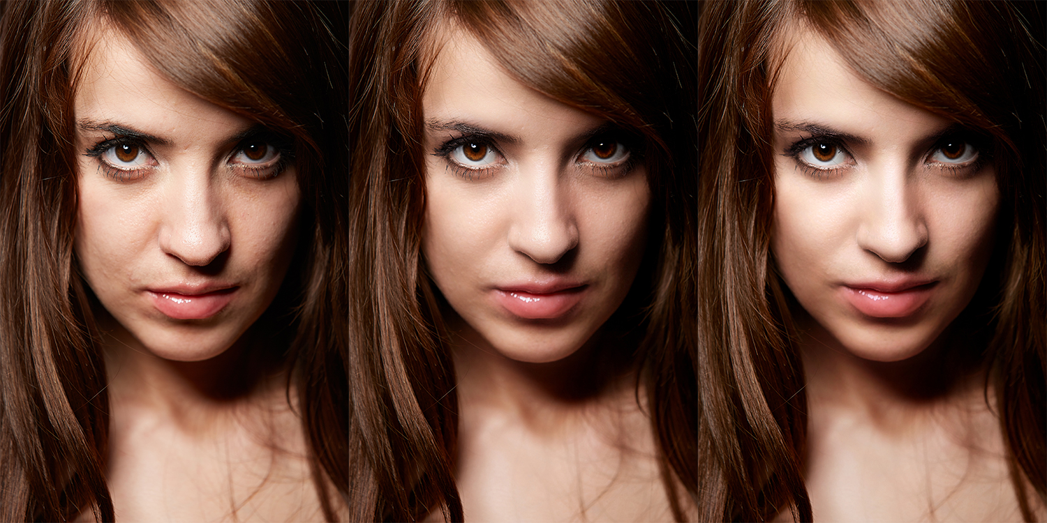 Using presets in Anthropic Portrait Pro gives you a great look in seconds