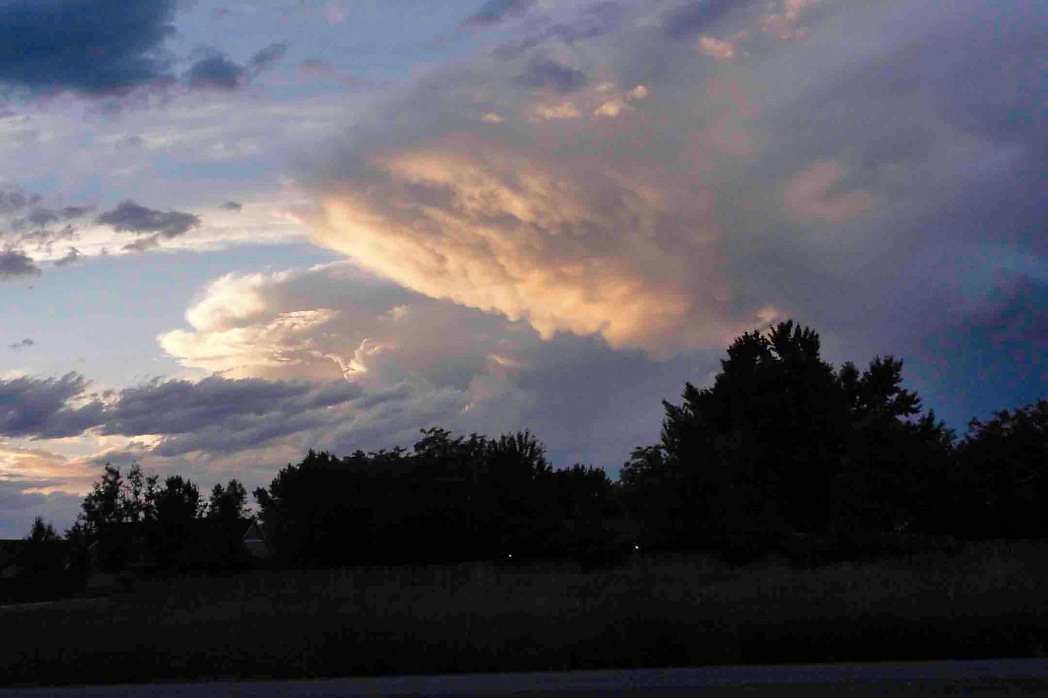 Tips for dramatic skies - Good clouds