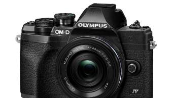 Olympus Announces the OM-D E-M10 Mark IV, With 20 MP and an AF Boost