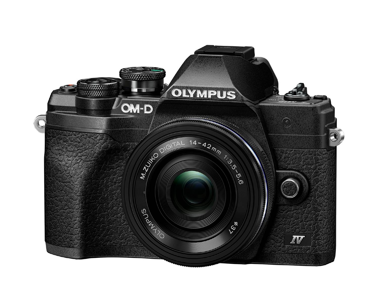 Olympus OM-D E-M10 Mark IV announcement
