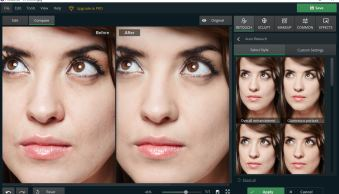 Review of PhotoDiva by AMS Software: Can a Free Portrait Editor Be Any Good?