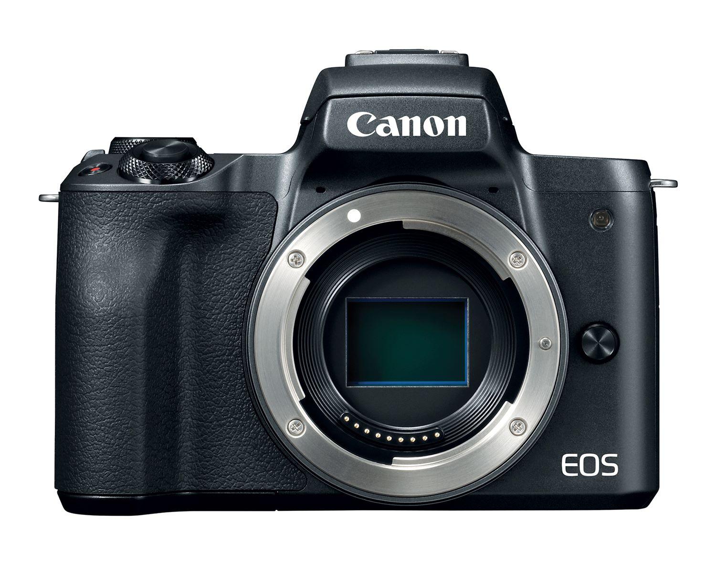 Canon to announce EOS M50 Mark II