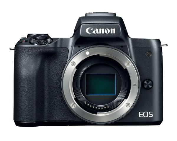 Canon to Announce the EOS M50 Mark II With 32.5 MP, 14 FPS