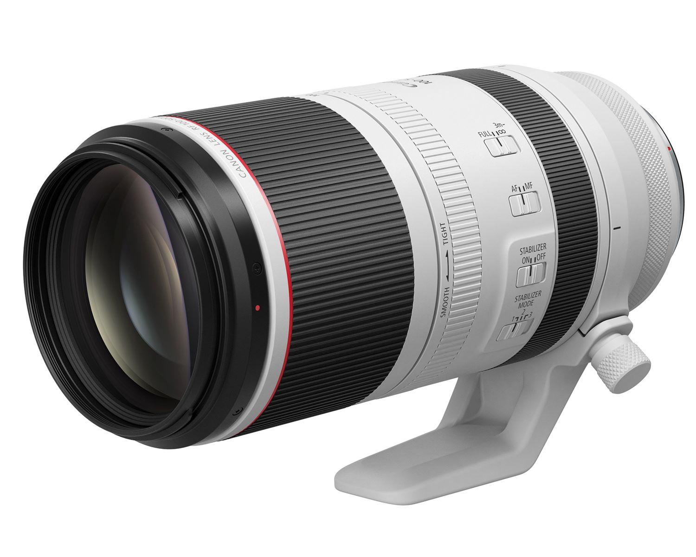 Canon new RF lenses