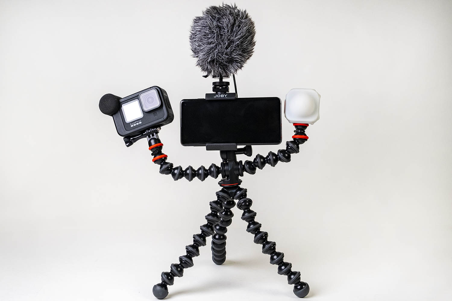 Joby Mobile Vlogging Kit review