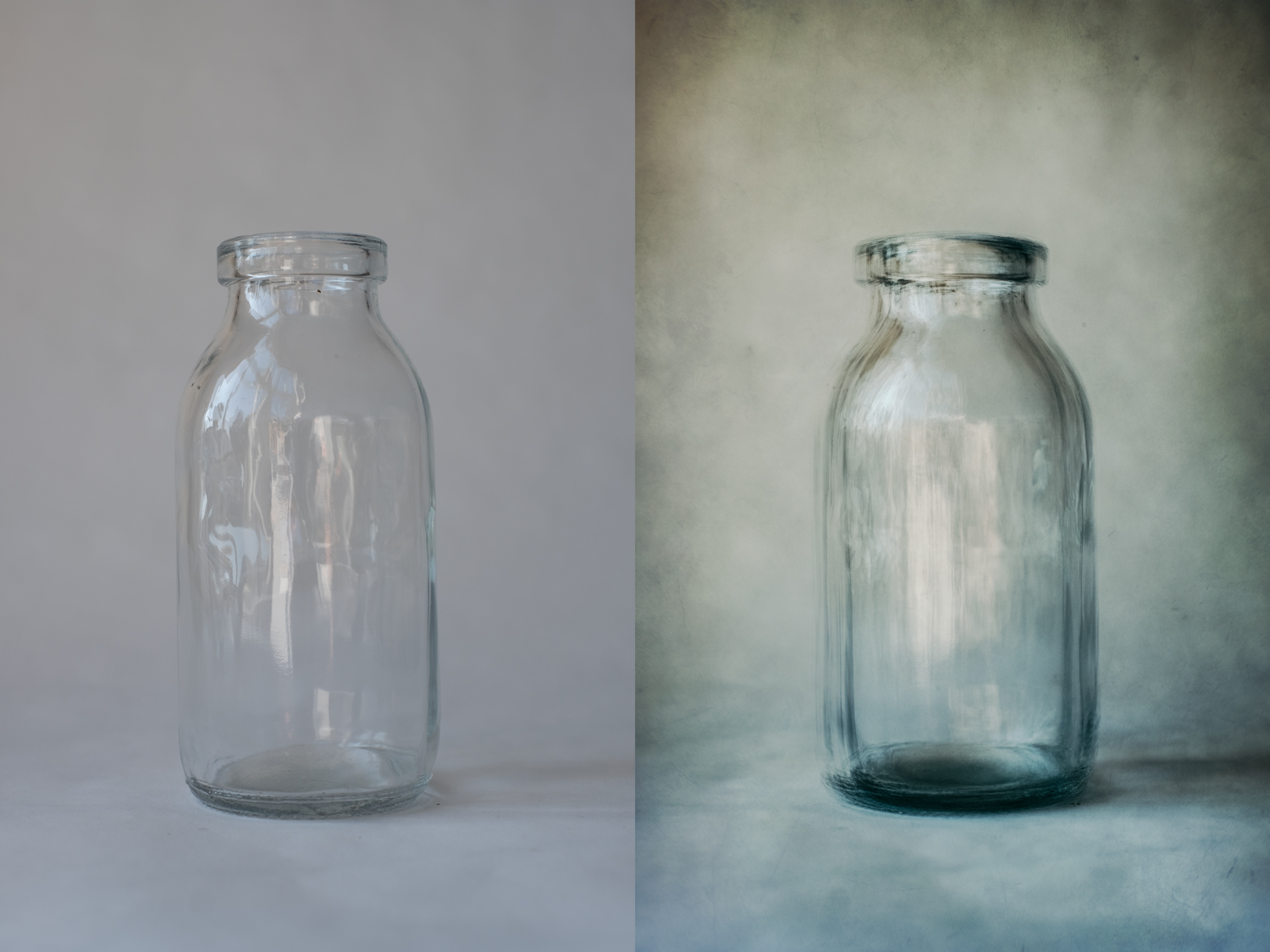 what is abstract photography jar