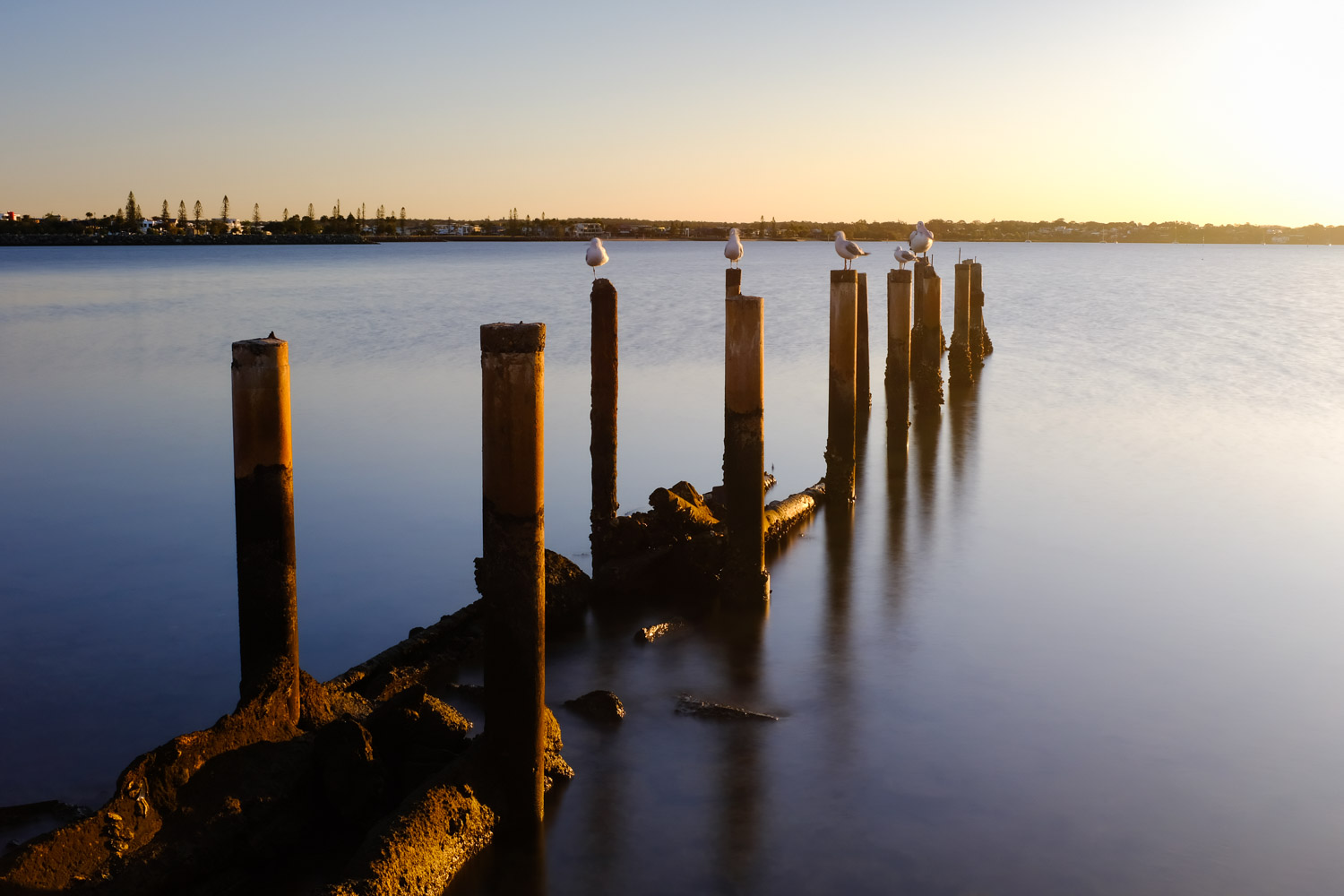 Cleveland Point by Matt Murray NiSi filter system review example