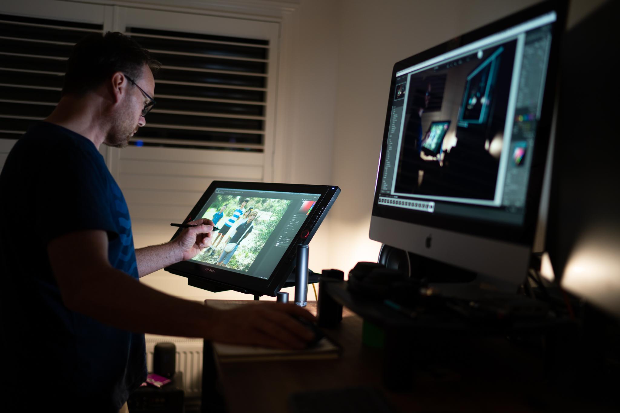 XP-Pen Artist 24 Pro graphics tablet review
