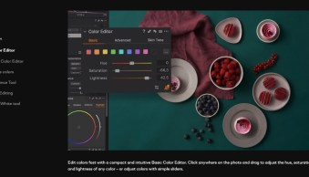Capture One 21 Has Been Released, a Powerful Alternative to Lightroom