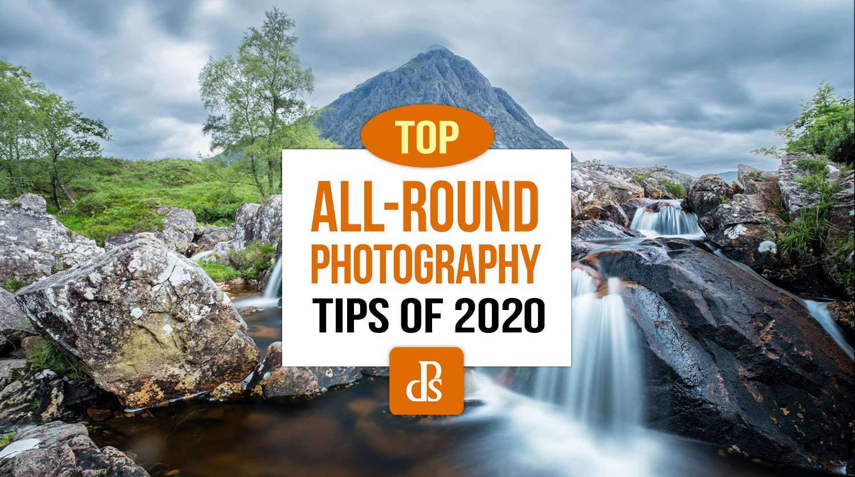 Principais dicas de fotografia dPS de 2020