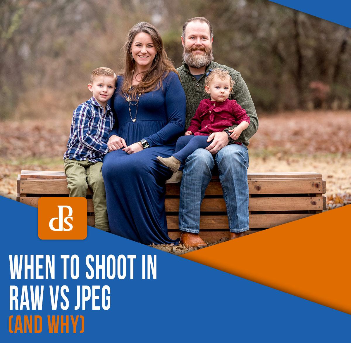 quando filmar em RAW vs JPEG e por quê