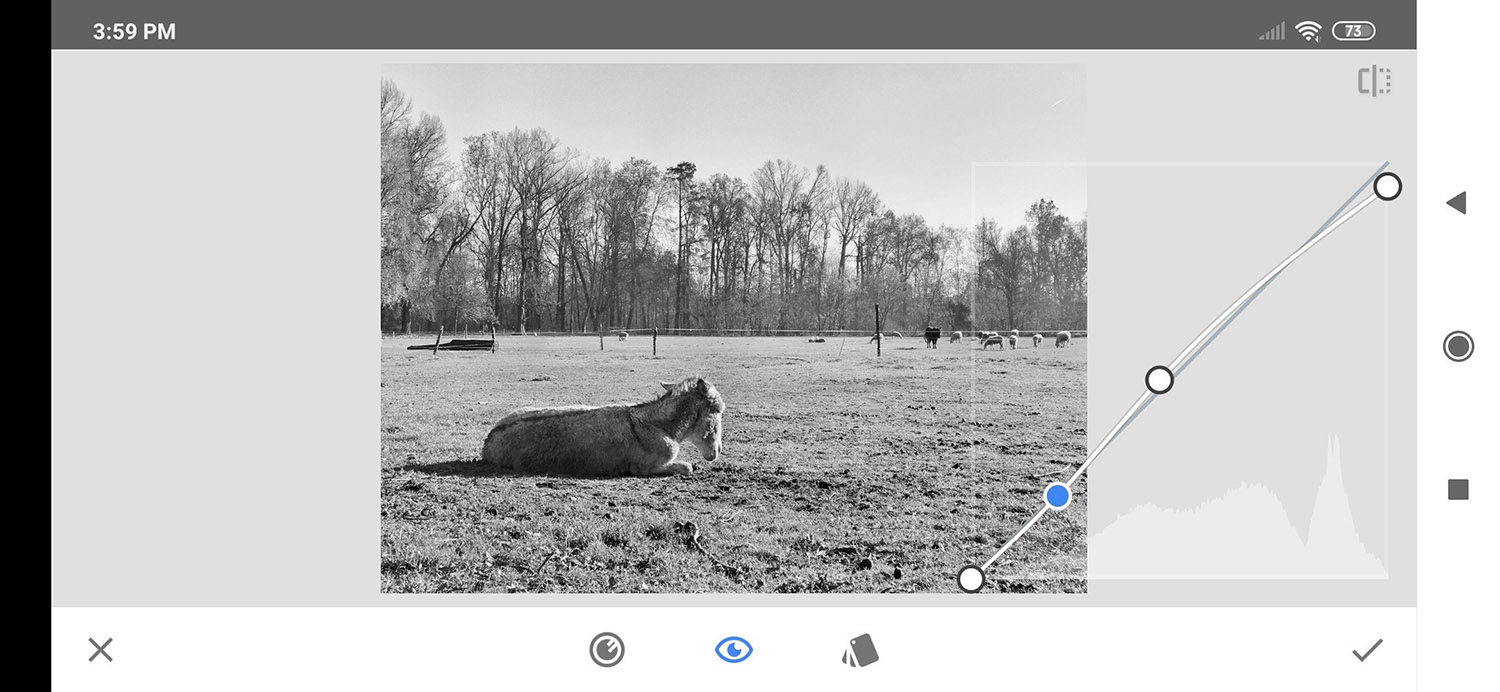 best photo editing apps snapseed