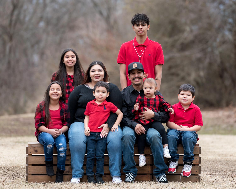 ideias para bancos de fotos de retratos de família