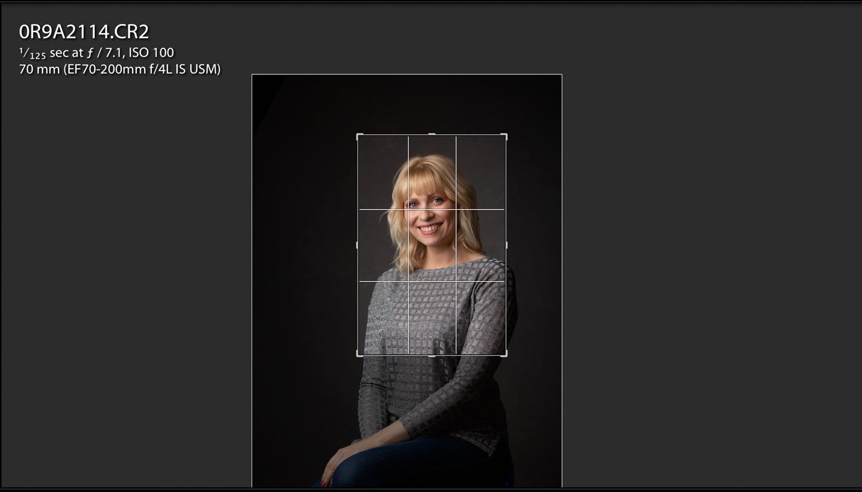 cropped portrait