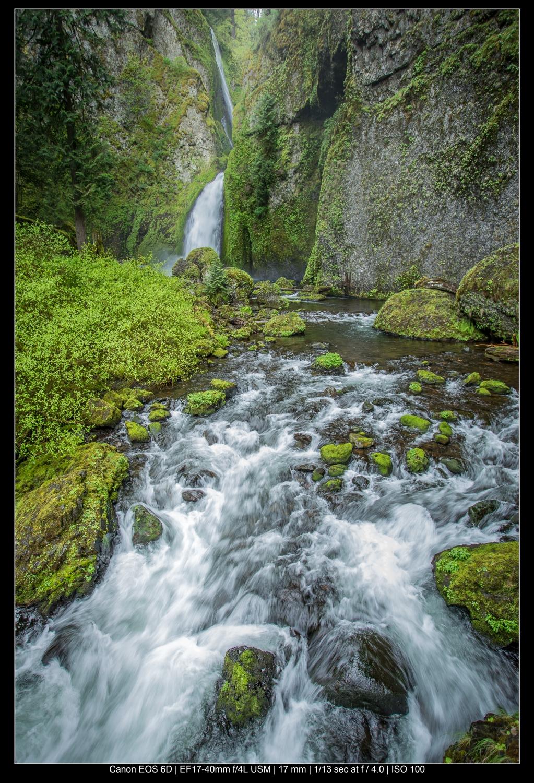 rio com verde e azul