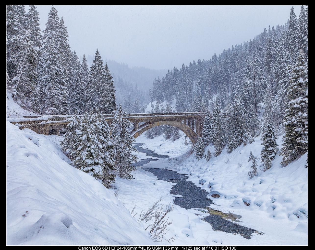 ponte de neve