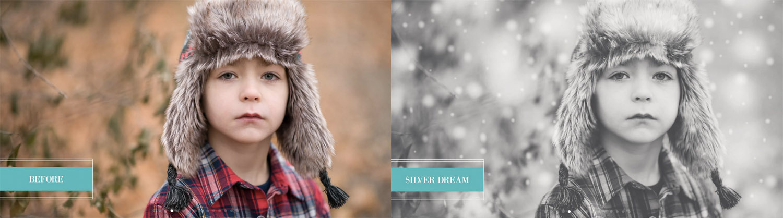 winter wonderland presets collection