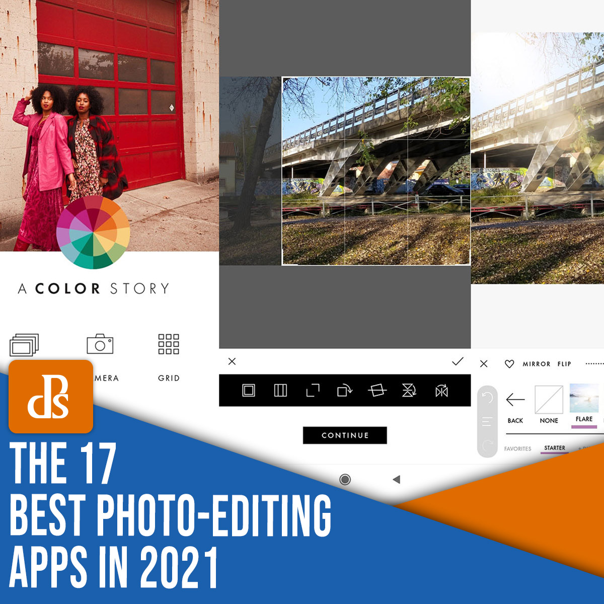 17 best photo-editing apps in 2021