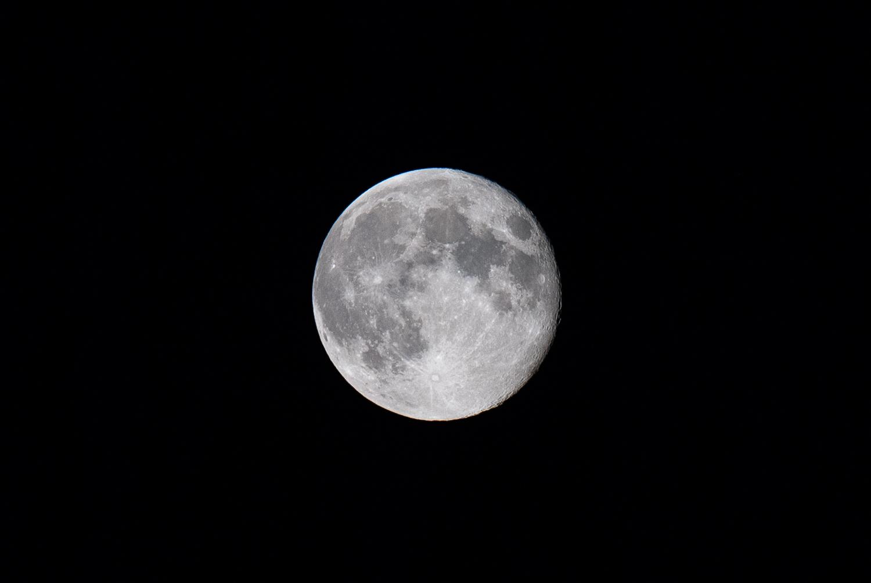 Moon Photography Settings Full Moon