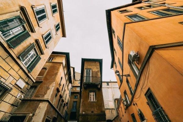 wide-angle image