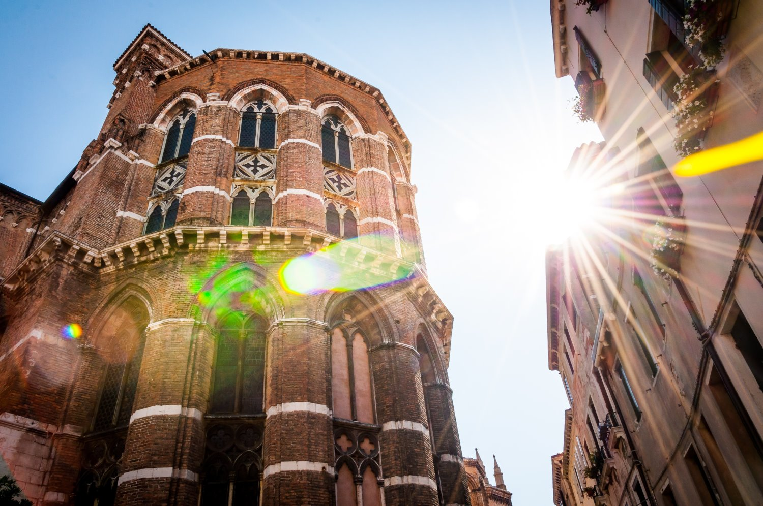 how to eliminate lens flare