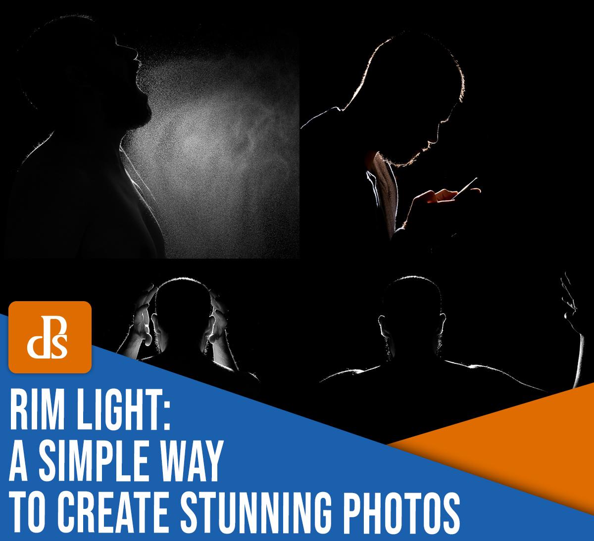 A fotografia Edge Light uma maneira fácil de criar fotos impressionantes