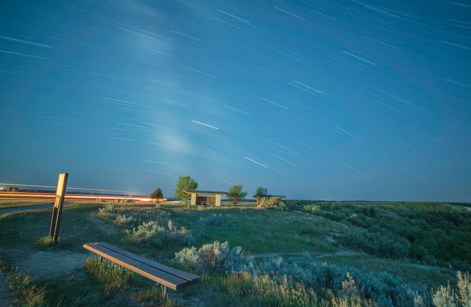 star trail photography using stacking software