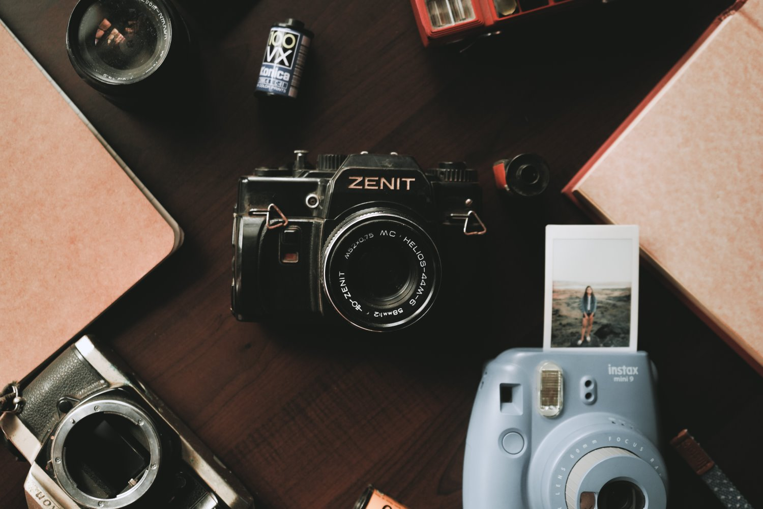what to do with an old film camera