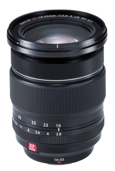 Fujifilm 16-55mm f/2.8 landscape photography lens