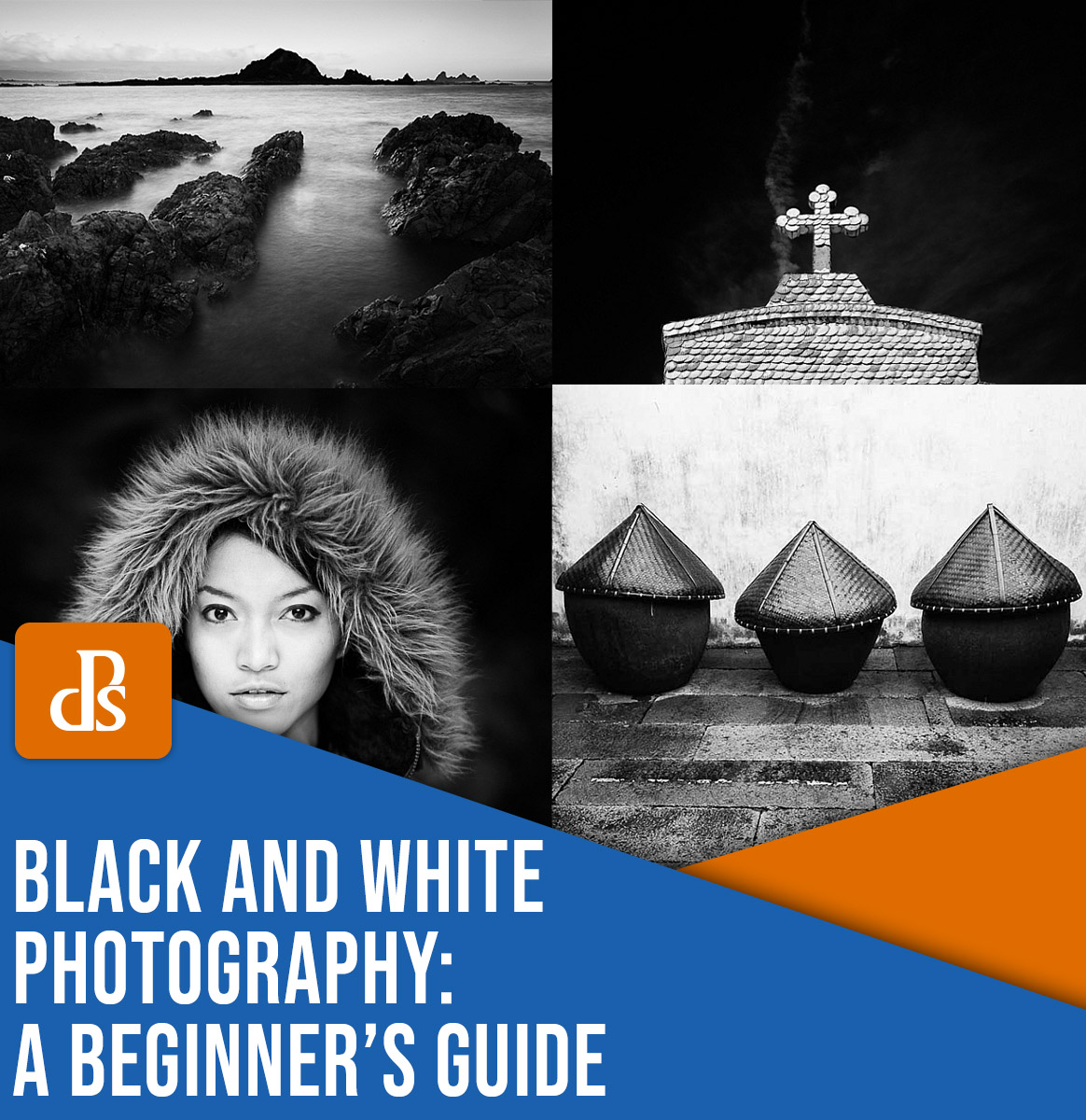 fotografia em preto e branco, um guia para iniciantes