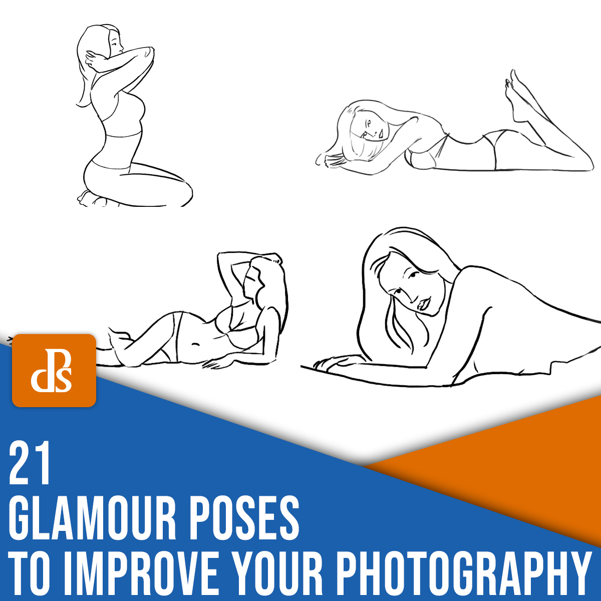 glamour photography poses
