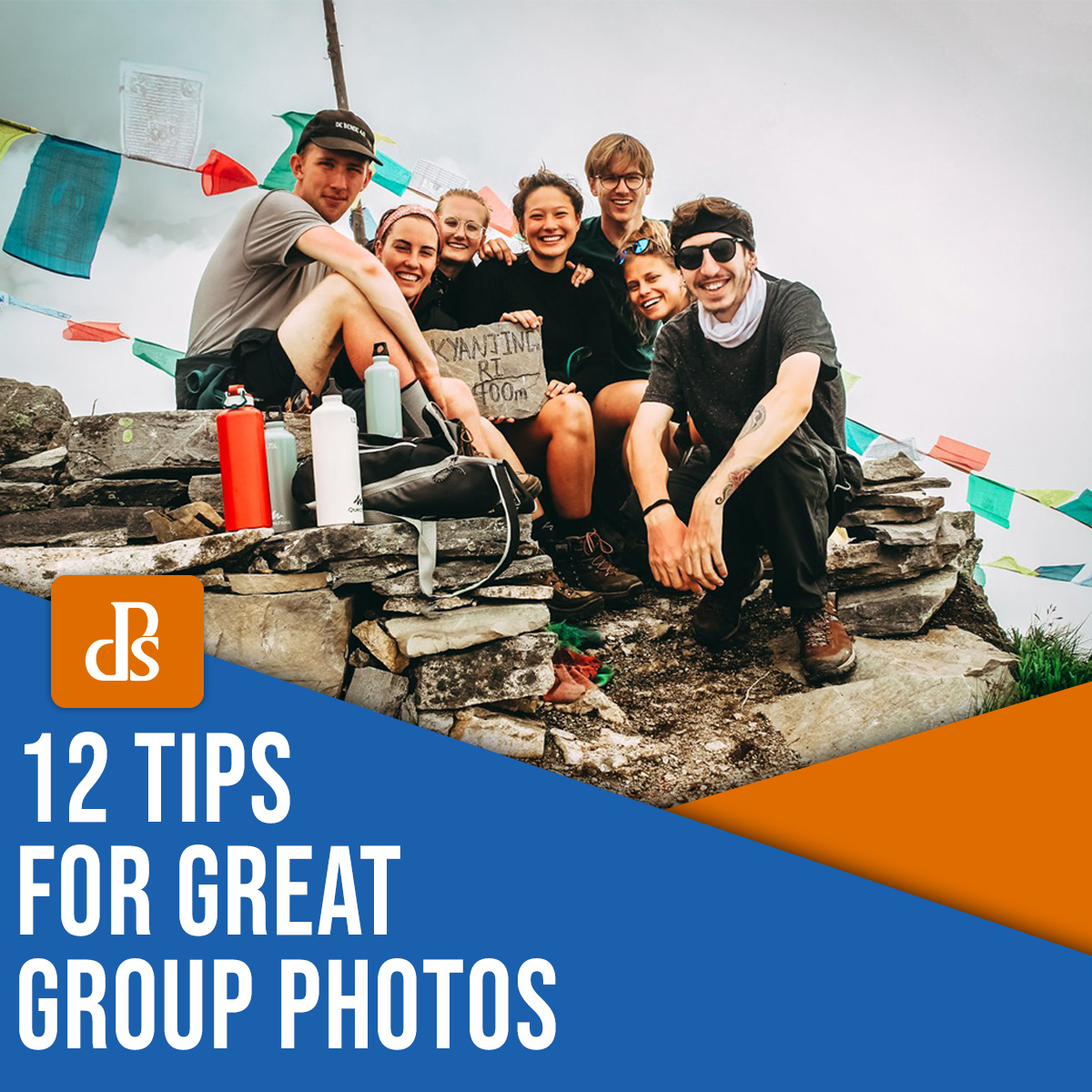 How to Take Great Group Photos: 12 Easy Tips