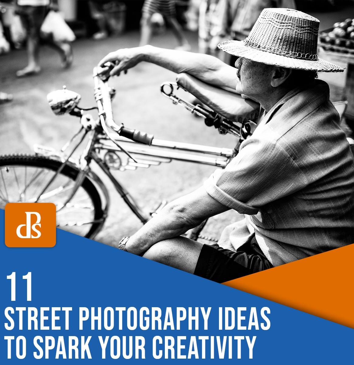 11 ideias de fotografia de rua para despertar sua criatividade