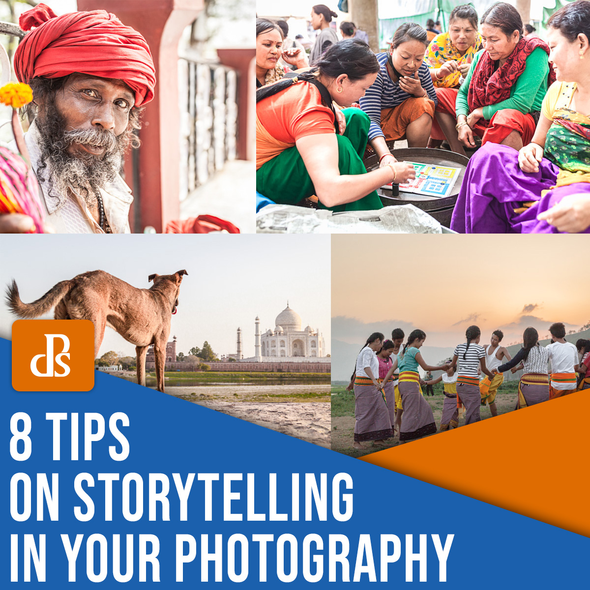 how to do storytelling with your images